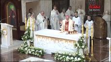Msza Święta z Sanktuarium NMP Gwiazdy Nowej Ewangelizacji i św. Jana Pawła II