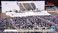 Papież Franciszek w ZEA: Msza Święta