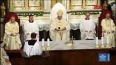 Franciszek w Rumunii: Msza Święta w katolickiej katedrze pw. św. Józefa w Bukareszcie