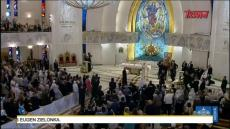 Franciszek w Rumunii: Wizyta w katedrze Matki Bożej Królowej w Jassach