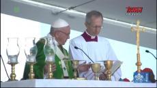 Papież Franciszek w Panamie: Msza Święta Posłania na Campo San Juan Pablo II