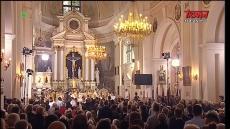 Spotkanie Rodziny Radia Maryja w parafii pw. Św. Stanisława BM i Aniołów Stróżów w Zbuczynie