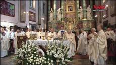 Jubileusz 50. rocznicy koronacji Cudownego Obrazu Matki Bożej Świętorodzinnej w Studziannie
