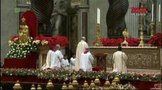 Nieszpory z Bazyliki Watykańskiej