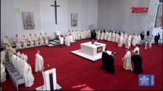 Boska Liturgia połączona z beatyfikacją siedmiu greckokatolickich biskupów męczenników