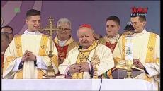 Msza Święta z Wałbrzycha z okazji rocznicy śmierci św. Jana Pawła II
