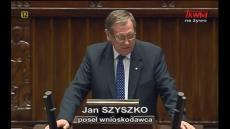 Sejm: Lasy Państwowe (06.02.2014)
