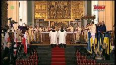 Msza św. w intencji ofiar oraz o pokój na Ukrainie