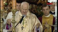 Uroczysta Eucharystia ze Świdnicy