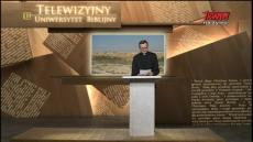 Telewizyjny Uniwersytet Biblijny: 09.03.2019