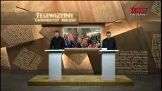 Telewizyjny Uniwersytet Biblijny: 13.01.2018