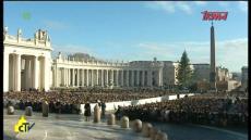 Vatican magazine: 21.12.2014